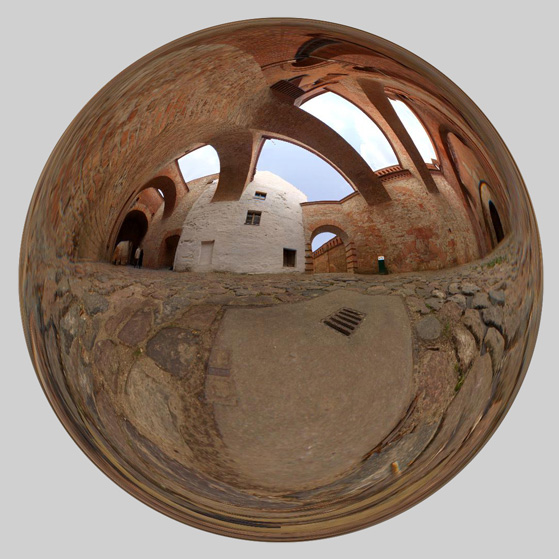 Spherical Panorama